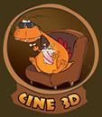 imagen cine 3D