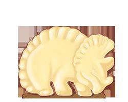 galletas dinosaurus sin azucar ni edulcorantes