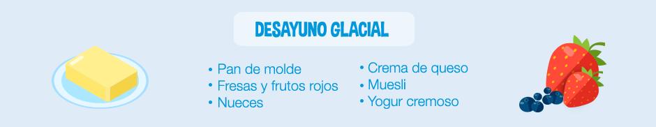 desayuno-glacial